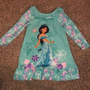 Disney Jasmine night gown